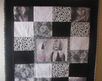 Marilyn Monroe Wall Quilt