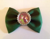 SALE Peter Pan and Wendy bow