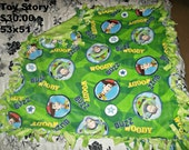 Toy Story Fleece Blanket