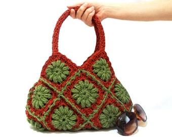 Montavilla Market Tote Pattern - Knitting Patterns and