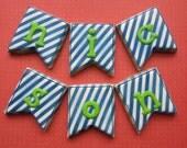 Banner Sugar Cookies - ONE