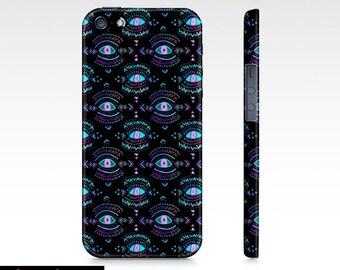 THIRD EYE Phone Case  iPhone 6/ 5/ 5s / 4/ 4s Samsung 3/4/5