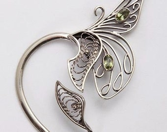"Ear Cuff ""Butterflyr"" 