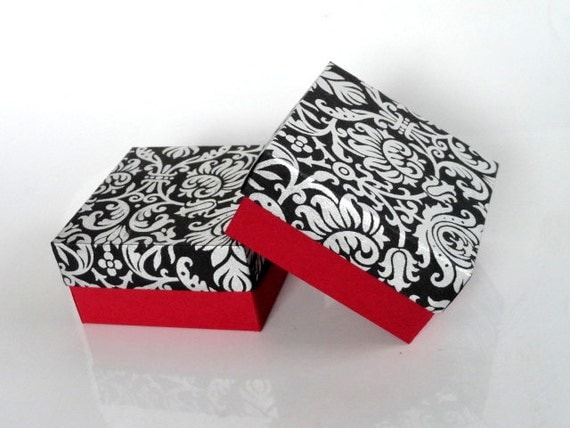 Wedding Favor BoxPackaging Box Bridesmaid Gift Box 10 Black