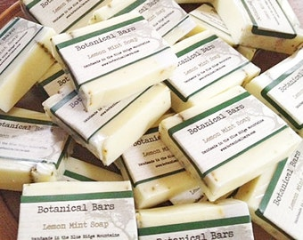 100 Soap Favors - Wedding Soap Favors, Bridal Shower Favors, Baby Shower Favors and Party Favors, Soap Giveaway, Soap Gifts