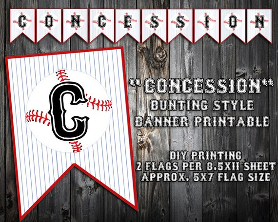 Witty image for concession stand signs printable