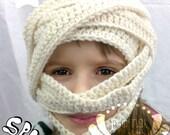 ALL SIZES Mummy Hat