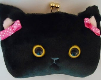 Black Cat Bag. Assembled