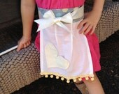 Rain Cloud Kids Apron - Toddler Size 4