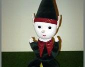 Filiel the elf - hand puppet