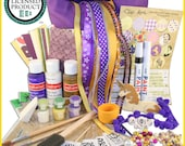 Delta Phi Epsilon  Supply Sack:  Everything you need to create heartfelt Sister gifts Licensed