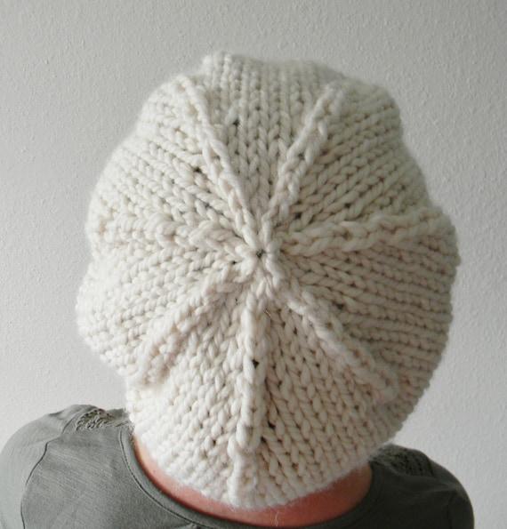Knitting Jenny Basics : Knitting pattern jenny slouchy knit hat