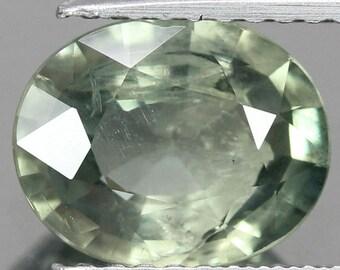 2.46 Ct. 100% Natural Green Tourmaline Oval Gemstone
