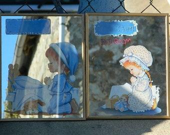 2 Mirrors  children