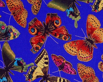 Madam Butterfly by Moda 15305 Cotton Print Fabric