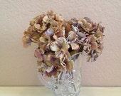 Petite Cut Glass Pitcher Flower Vase