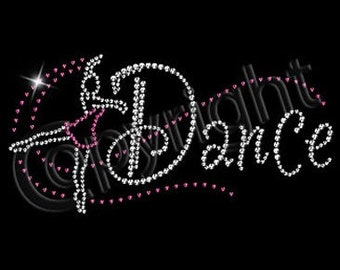 Sequins and/or Rhinestone Dance Shirts and Dance Mom shirts
