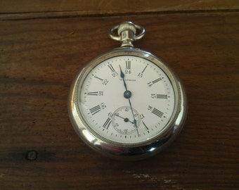 7 Jewel Waltham Pocket watch made 1907