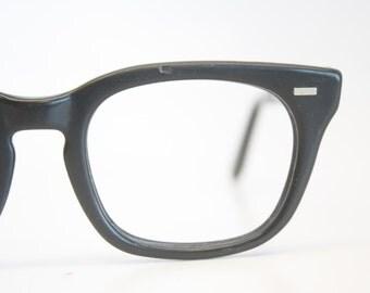 USS Retro Glasses Vintage Eyeglass Frames Fade BCG Glasses 1960's Depp Dean vintage eyewear Vintage Eyeglasses