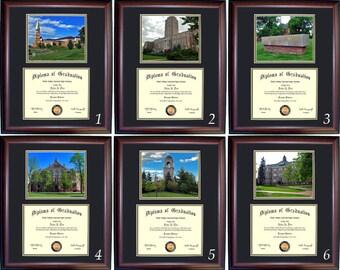 Denver Diploma Frame