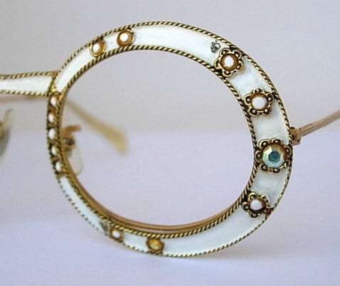 Christian Dior Frames Oversized Eyeglass Frames Round Oval