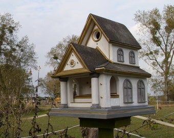 """Bird's birthplace - and eating house """"Baroque Country Church"""""""