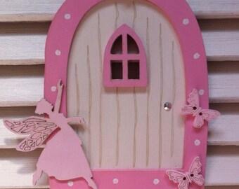 Wooden Fairy Doors/Elf/ Pirate doors, magical fairy doors beautiful gift