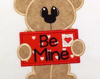 Valentine Bear T-Shirt