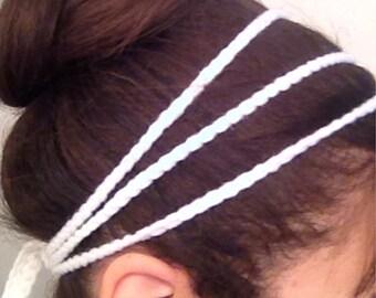 Three strand headband