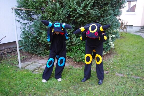 Umbreon Pokémon Half-a-Twosie