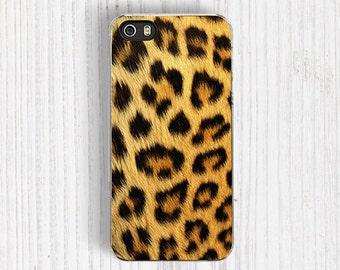 Leopard Print iPhone 5 Case, Animal Print iPhone 5S Case, Leopard cheetah iPhone 4 Case, Chetah Print iPhone 4S Case, Leopard iPhone 5C Case