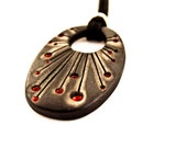 sistema II oval, necklace