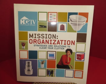 HGTV Mission:Organization Book