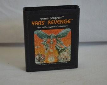 Atari 2600 Video Game: Yars Revenge
