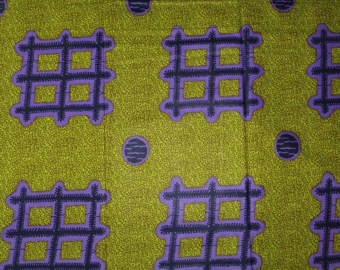 African Fabrics Cotton Fabric For Craft Making/Dresses /Sewing Fabrics/The African Prints Sold By Yard