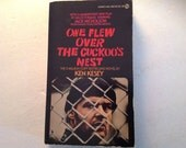 1962 One flew over the Cuckoo's Nest - vintage Signet First Print Paperback