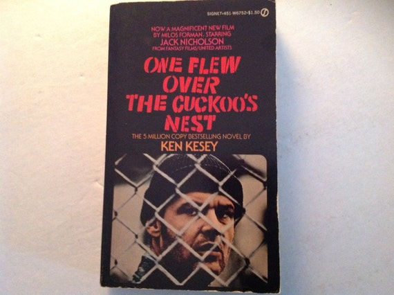 randle mcmurphy as a psychopath in one flew over the cuckoos nest a novel by ken kesey One flew over the cuckoo's nest (novel) one flew over the cuckoo's nest (1962) is a novel written by ken kesey happily rebellious randle patrick mcmurphy.