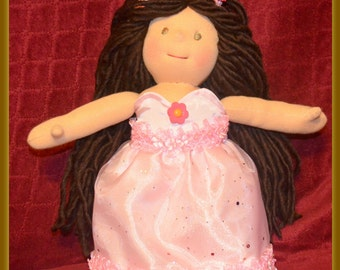 16 inch Custom Waldorf Doll