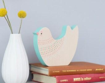 Decorative Bird Ornament - Coconuco