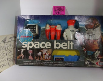 S.T.A.R. Spacebelt, 1980's