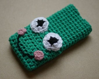Frog Cell Phone Case (AniCase)