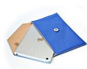 Royal Blue  iPad mini sleeve , Ipad mini leather case,Multicolor iPad case