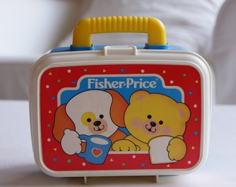 Fisher Price Activity Lunch Box
