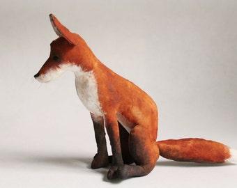 Fox - Pdf sewing pattern