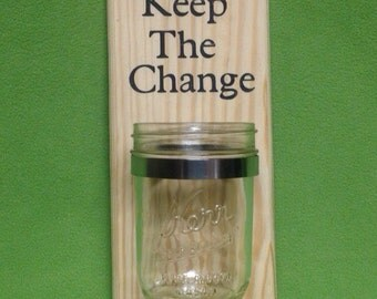 Keep the change laundry room holder wall mounted