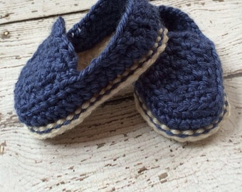 Baby Deck Shoes (MADE TO ORDER)