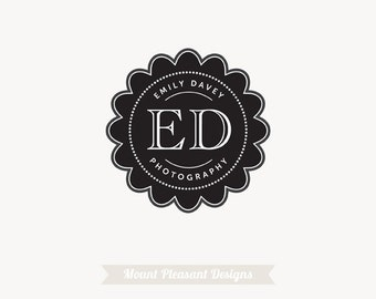 Premade logo design - Premade business logo design and watermark