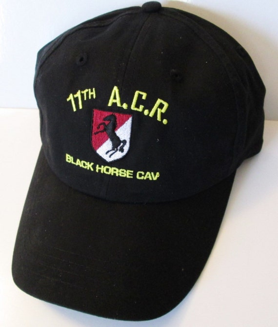 11th Armored Cavalry Regiment The Black Horse By