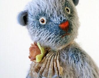 """Artist mohair teddy bears """"Pooh"""""""