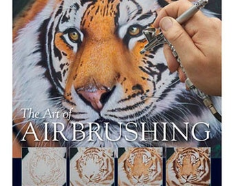 Art of Airbrushing, The Book